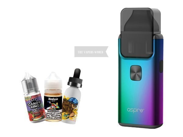 Aspire Breeze 2 PLUS Salt Nic Juice