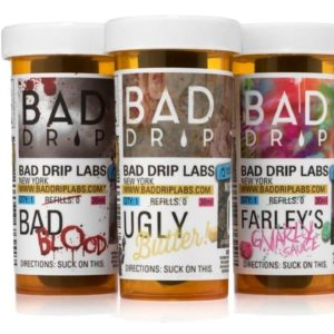 Bad Drip eLiquids vape juice