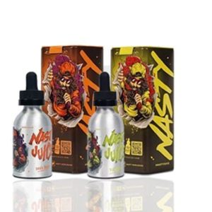 Nasty eJuice all Collection Bundle of 2 juices