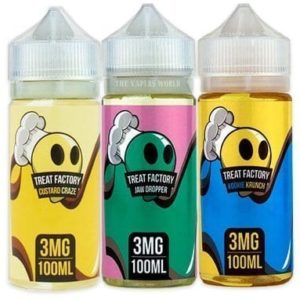 Treat Factory ejuice by air factory Bundle