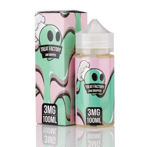 Jew Dropper Treat Factory E Liquid 100ml