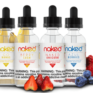 Naked 100 eJuice