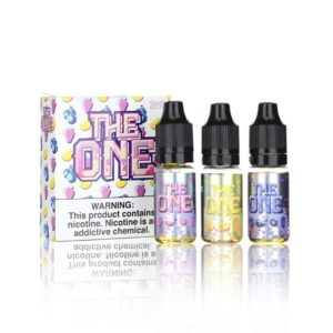 The one eJuice Sample pack