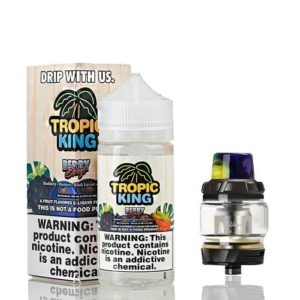 Hawk Tank by Vapor Storm with eJuice