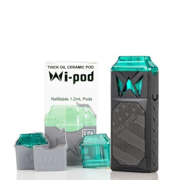 Wi-Pod Starter Kit bundle with extra Pod